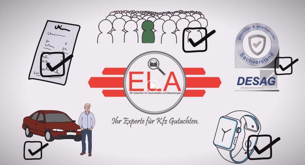 Video zu KFZ-Gutachter Ela